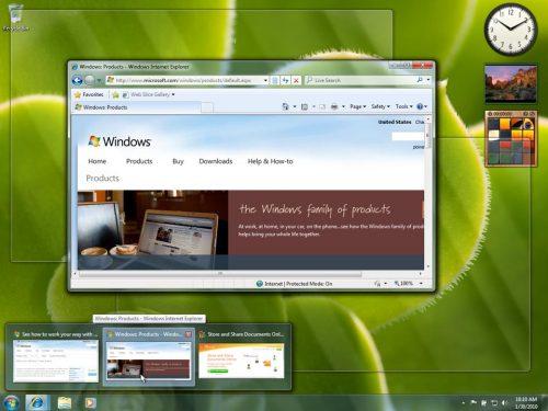 Microsoft Windows 7 Home Premium ISO Free Download