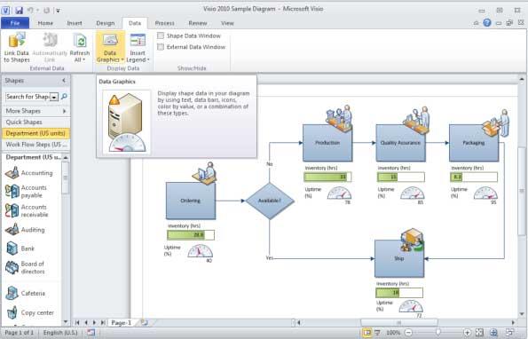 Microsoft Visio Premium 2010 Free Download