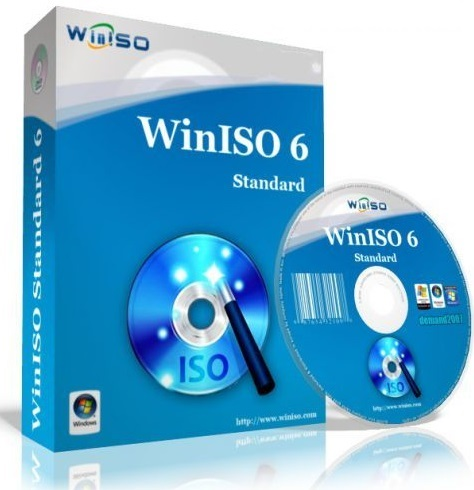 WinISO Files Opener Free Download