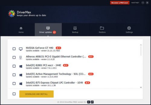 DriverMax 9.16.0.71 Pro Portable Free Download
