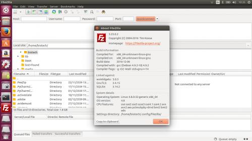 FileZilla 3.23.0.2 Portable Free Download