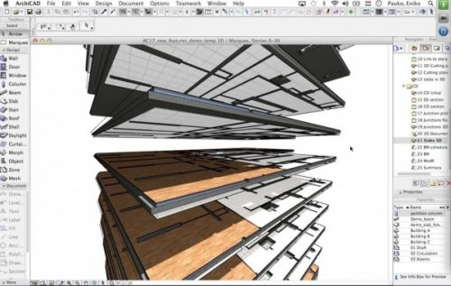 Graphisoft ArchiCAD 18 Free Download