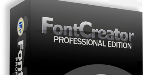 FontCreator Professional 11.0.0.2407 Free Download