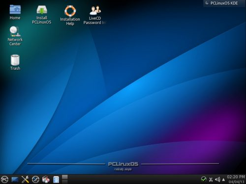 Linux Operating System Desktop Edition Free Downlload