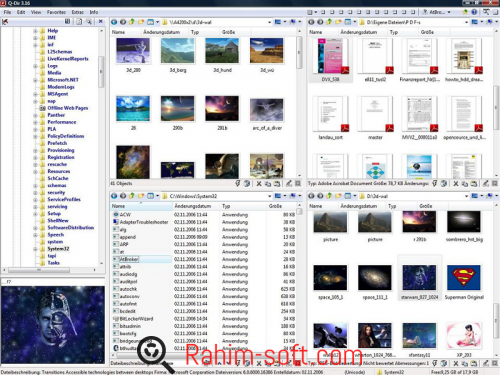 Q-Dir 6.46 Portable Free Download