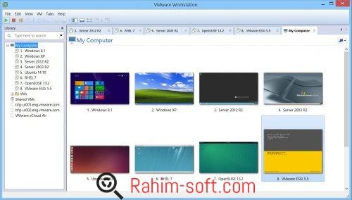 VMware Workstation Player 14 Free Download