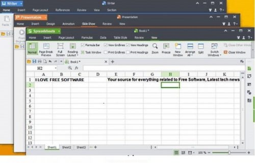 WPS Office 2016 Premium 10.2.0.5808 Portable Free Download