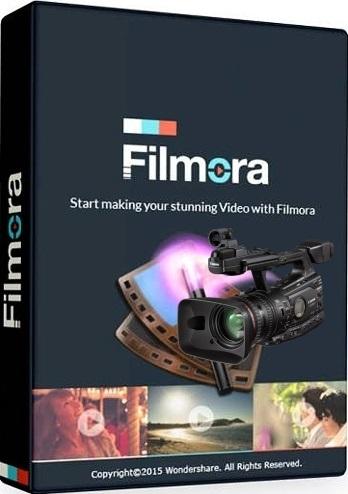 Wondershare Filmora 8.3.5.6 MacOSX Free Download