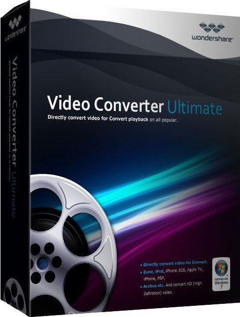 Wondershare Video Converter Ultimate 10 Portable Free Download