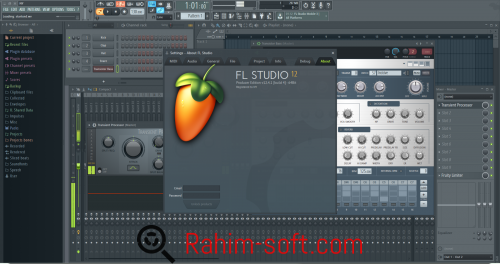 FL Studio Producer Edition 12.4 Portable Free Download
