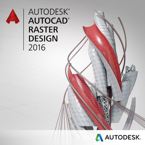 Autodesk AutoCAD Raster Design 2016 ISO Free Download