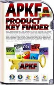 APKF Adobe Product Key Finder 2.4.5.0 Portable Free Download