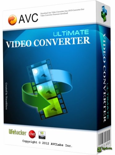 Any Video Converter Ultimate Portable Free Download