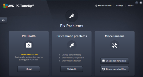 AVG PC Tuneup 2016 Portable Free Download