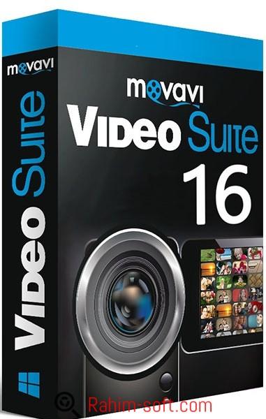 Movavi Video Suite 16.0.2 Portable Free Download