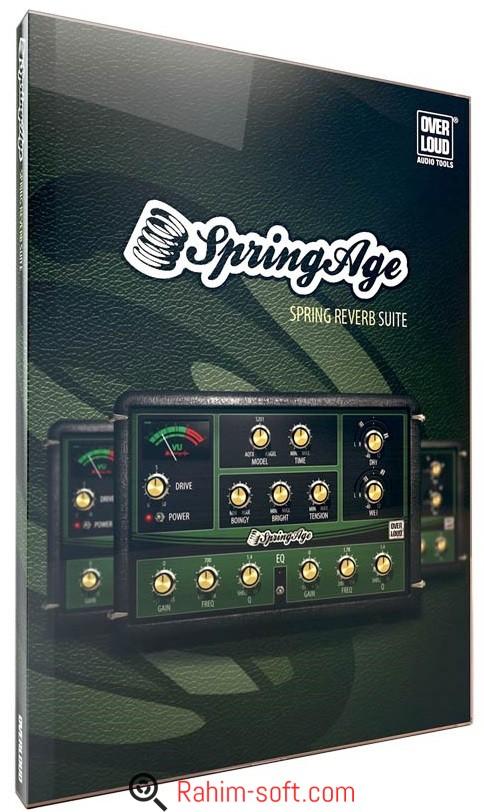 Overloud SpringAge 1.5.4 Free Download