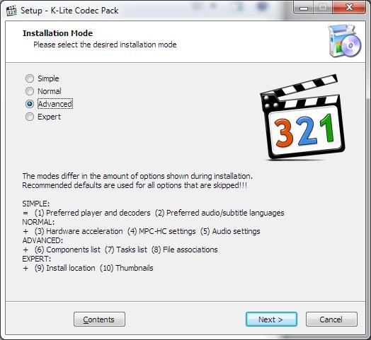 K-Lite Codec Pack 12.7.3 Portable Free Download
