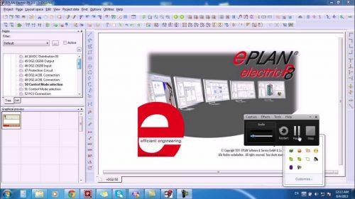 EPLAN Electric P8 2.7.3 Free Download