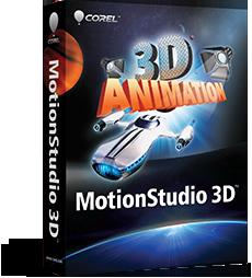 Corel MotionStudio 3D Free Download