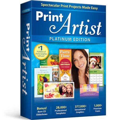 Print Artist Platinum 24.0 Free Download