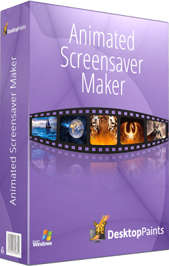 Animated Screensaver Maker 4.3.9 Free Download