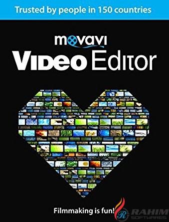 Movavi Video Editor Plus 14 Free Download