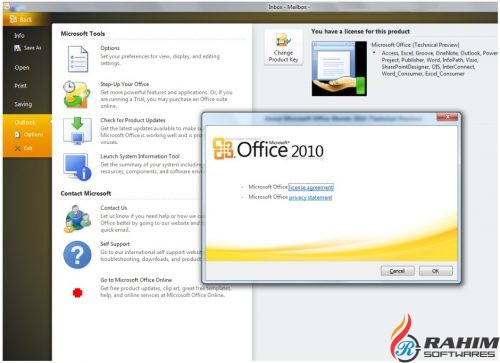 download microsoft office 2010 home and student