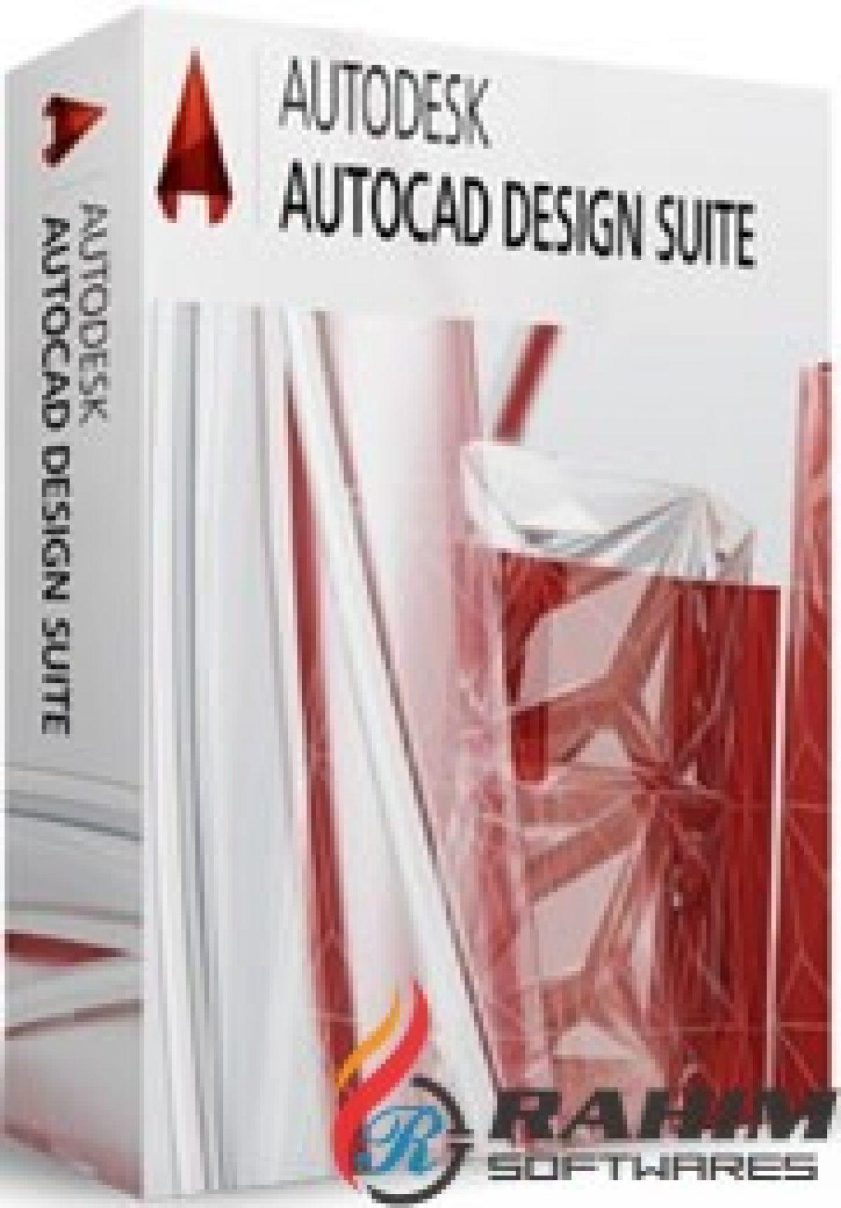 Autodesk Autocad Design Suite Ultimate 2016 64-Bit