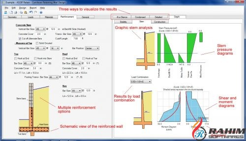 ASDIP Structural Retain 3 Free Download