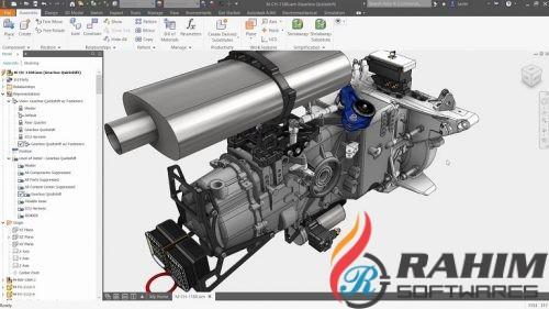 Autodesk Inventor 2018 Free Download