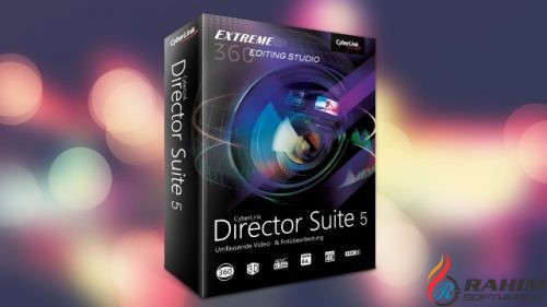 CyberLink Director Suite 5 Free Download