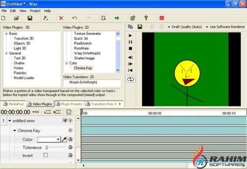 DebugMode Wax Video Editor Free Download