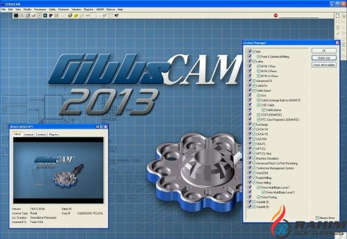 Gibbscam 2013 Free Download