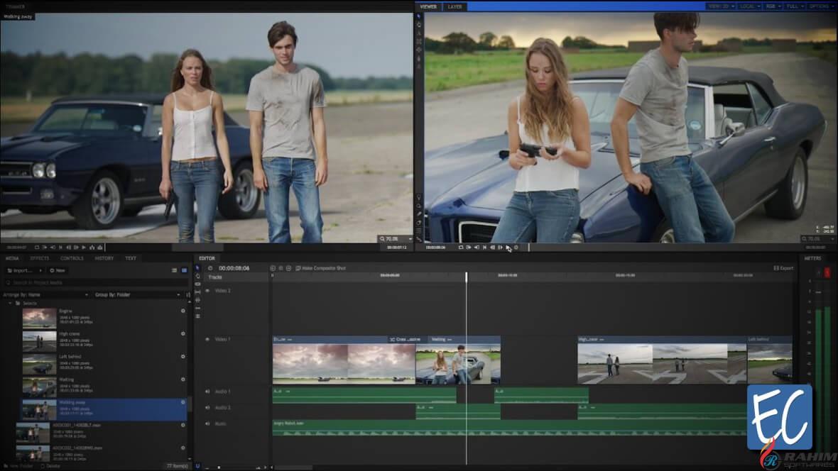 HitFilm 4 Express Free Download