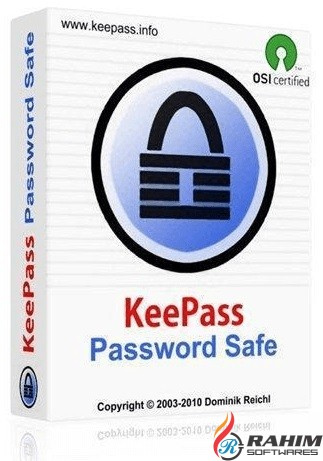 KeePass Password Safe 2.37 Portable Free Download