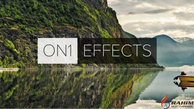 ON1 Effects 10.5 Free Download