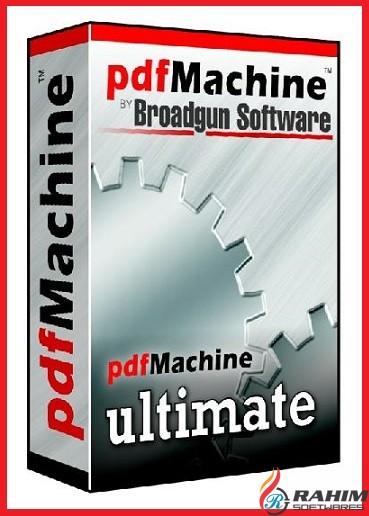 Broadgun pdfMachine Ultimate 15 Free Download