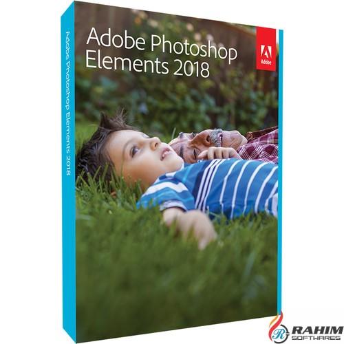 Adobe Photoshop Elements 2018 Free Download