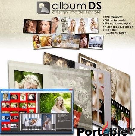 Album DS 11.2.1 Portable Free Download