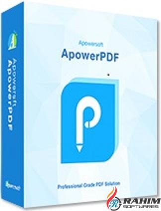 Apowersoft ApowerPDF 3 Free Download