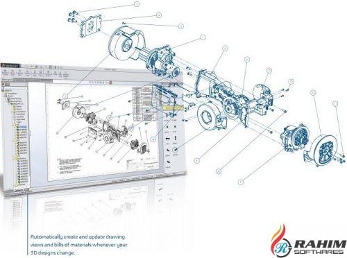 SolidWorks Premium 2015 Free Download