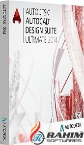 Autodesk AutoCAD Design Suite Ultimate 2014 Free Download