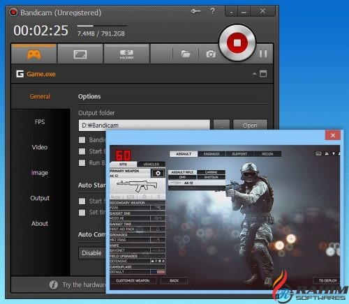 Bandicam 4 Portable Free Download