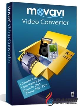 Movavi Video Converter 18 Portable Free Download
