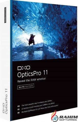 DxO Optics Pro 11 Elite Free Download