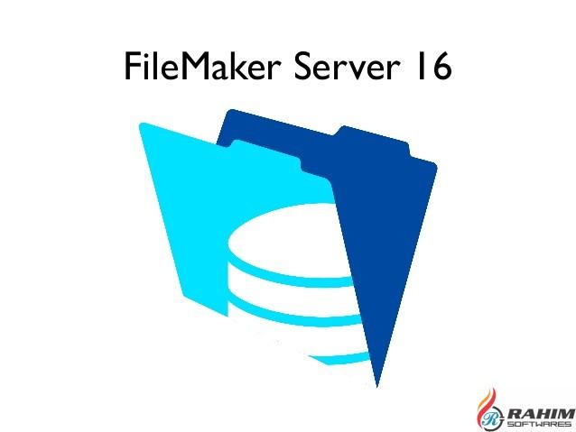 FileMaker Server 16 Advanced Free Download