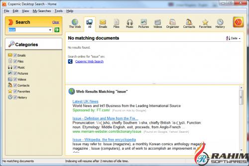 Copernic Desktop Search 4 Free Download