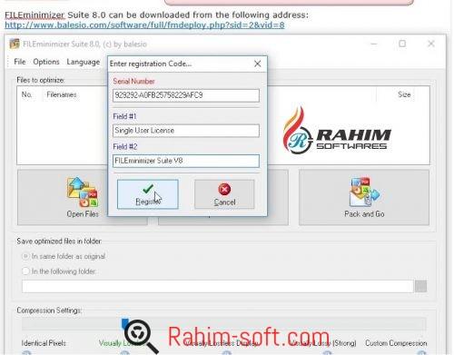 FILEminimizer Suite 7 Free Download
