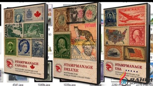 StampManage Deluxe 2018 Free Download