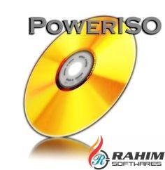 PowerISO 7 Multilingual Portable Free Download